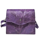 box bag purple