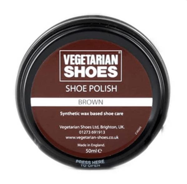 shoe polish brown